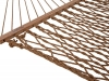 Brown Duracord Hammock