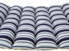 Navy White Stripe Pillowtop Hammock