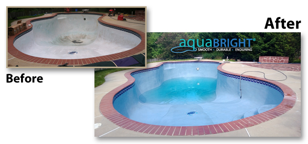 AquaBright Before & After 1