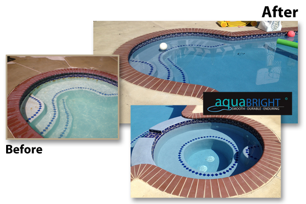 AquaBright Before & After 2
