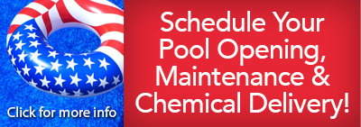 Pool Openings, Maintenance & Chemical Delivery